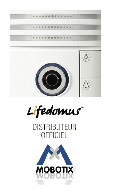 Portier video Mobotix T24/T25